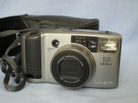 Minolta Riva Zoom 140EX Cased Camera £9.99